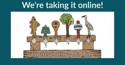 Conservation on Tap logo online